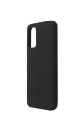 Coque Touch Silicone pour Xiaomi Redmi 9T 5G Noire