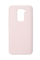 Coque Touch Silicone Redmi Note 9 Rouge
