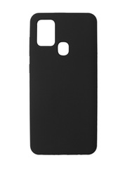 Coque Touch Silicone Samsung A21S Noire