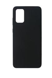 Coque Touch Silicone Samsung S20 Plus Noire