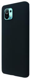 Coque Touch Silicone Xiaomi Mi 11 Lite Noire