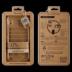 Coque transparent Muvit Samsung Galaxy A10