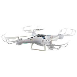 Drone fly wifi vue de dessus