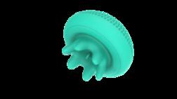 Enceinte Bluetooth MOB Floaty turquoise vue 1