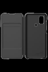 Etui a rabat Noir pour Samsung Galaxy A21S