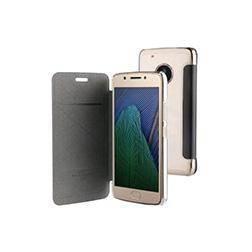 Etui a rabat pour Motorola Moto G5S vue 1
