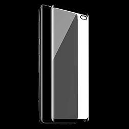 Film en verre Force Glass Samsung Galaxy S10 5G Vue 1