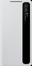Folio Clear view Samsung Gris