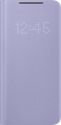 Folio Led view Samsung Violet