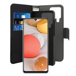 Folio Magnet Puro Samsung Galaxy A42 5G Noir