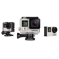 GOPRO HERO4 Black - vue 2