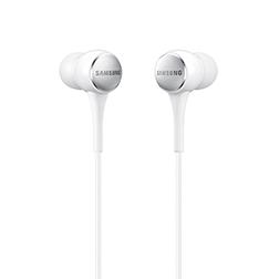 Kit main libre Samsung tresse Blanc