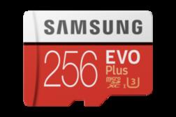 Micro Sd Samsung 256Go V2
