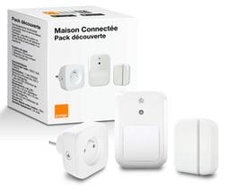 Pack Decouverte Maison Connectee