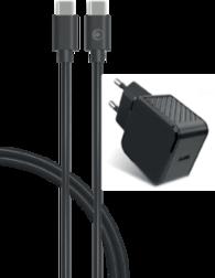 Pack Secteur USB C C Bigben 25W V