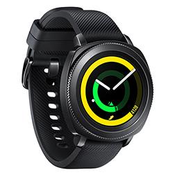 Samsung Gear Pro Noir vue 1
