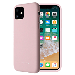Vue 1 Coque Smoothie IP XR2 Rose