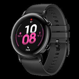 Vue 1 Huawei Watch GT2 42mm noire