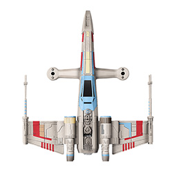 Wing Starfighter vue 1