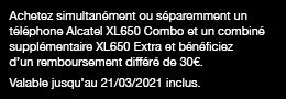 ODR Alcatel V2