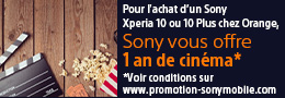 1an de cine offert_Sony_Orange