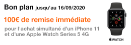Watch + Iphone 11