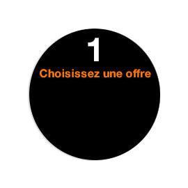 Etape 1 Choisir une offre internet Orange
