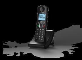 Alcatel F685 Solo Noir