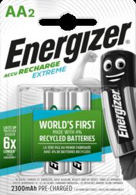 Batteries Energizer AA 2300 mAh (X2)