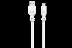 Câble de charge Just Green USB-A vers Micro USB