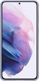 Coque Silicone pour Samsung Galaxy S21 Plus Violette