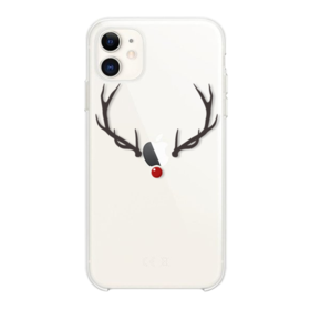 Coque Winter iPhone SE 20 Bois De Renne