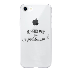 Coque Winter iPhone 11 Poudreuse