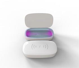 Chargeur à Induction  Bigben avec Stérilisateur UV