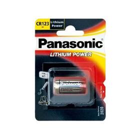 Pile Lithium Panasonic CR123