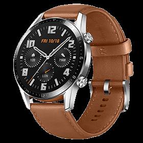 Montre Huawei Watch GT 2 46mm Marron