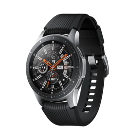 Montre Samsung Galaxy Watch Gris Acier 46 mm