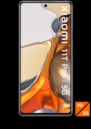 Xiaomi 11T Pro 5G gris 256Go