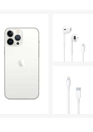 Apple iPhone 13 Pro Max Argent 512 Go