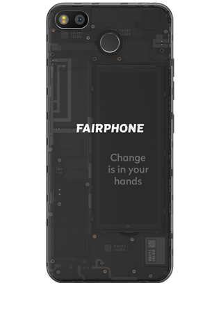Fairphone Fairphone 3 noir