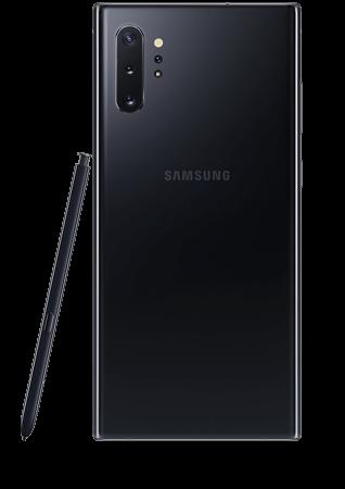 Samsung Galaxy Note10+ noir cosmos