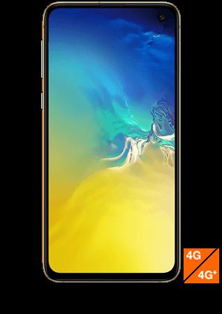 Galaxy S10e jaune- Vue 1