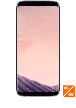 Galaxy S8 orchidee vue 1