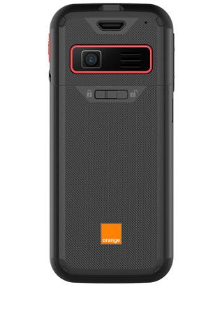 Orange Hapi 51 noir