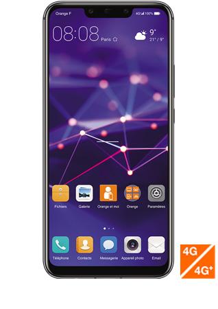 Huawei Mate 20 lite noir - vue 1