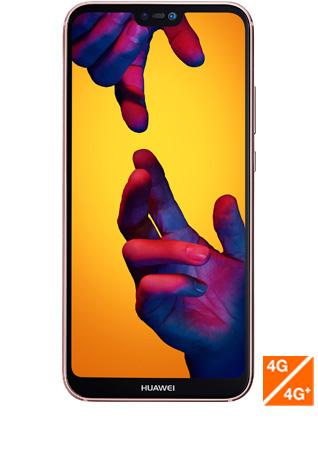 Huawei P20 lite rose - vue 1