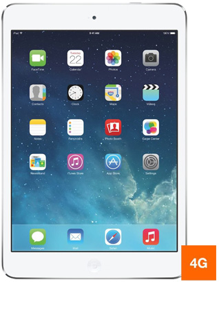 iPad Air 2 argent vue 1