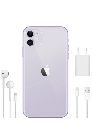 Apple iPhone 11 Mauve 64 Go