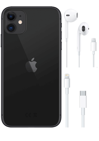 Apple iPhone 11 Noir 256 Go