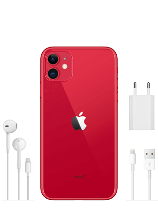 Apple iPhone 11 PRODUCT RED 256 Go
